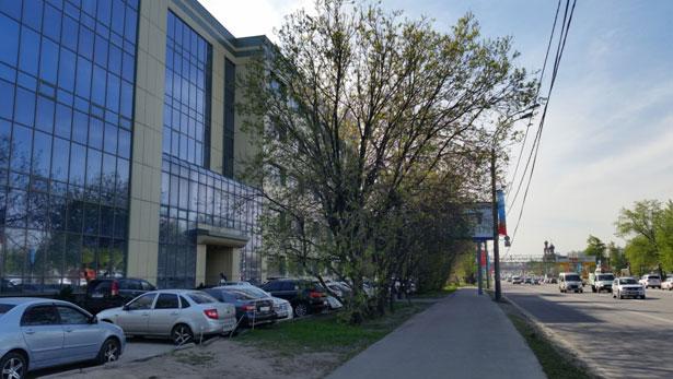 Офис компании в Москве